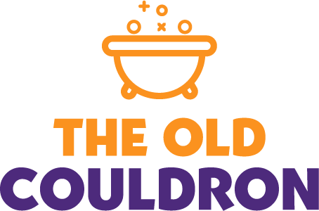 The Old Couldron Logo, theoldcouldron.com