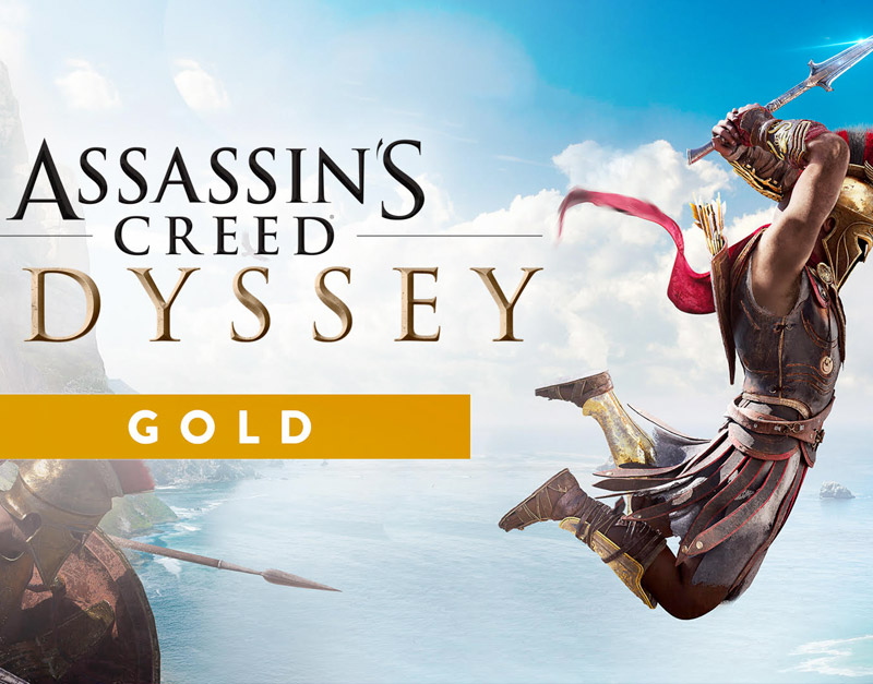 Assassin's Creed Odyssey - Gold Edition (Xbox One), The Old Couldron, theoldcouldron.com