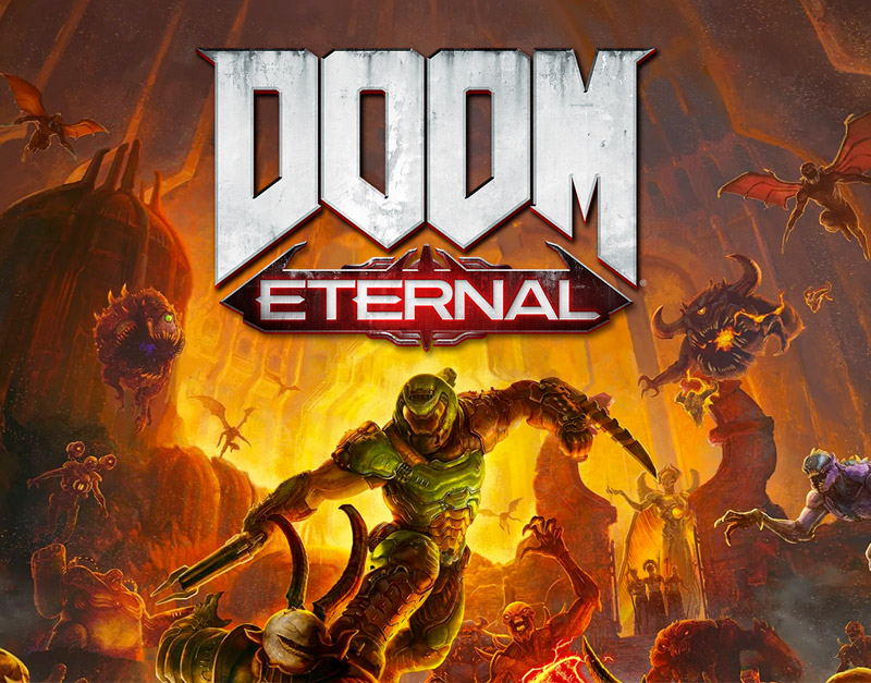 DOOM Eternal Standard Edition (Xbox One), The Old Couldron, theoldcouldron.com
