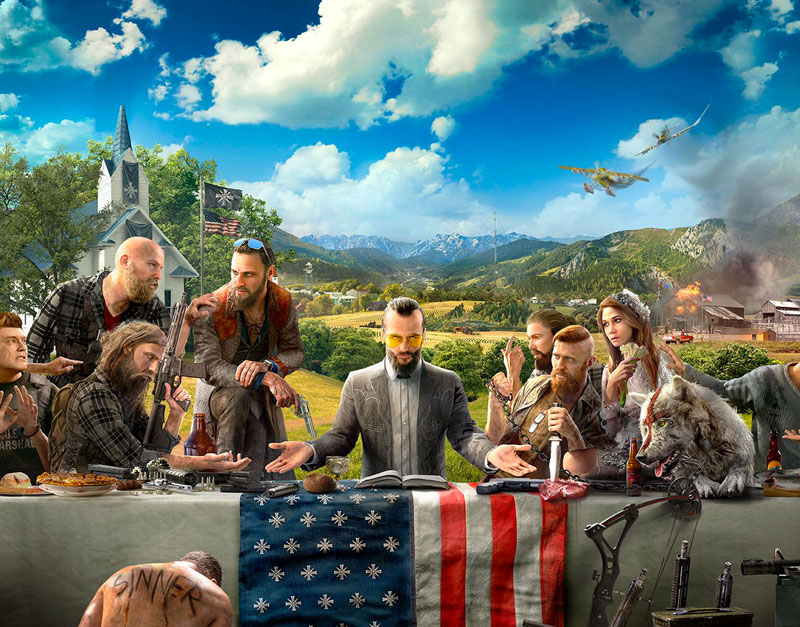 Far Cry 5 - Gold Edition (Xbox One), The Old Couldron, theoldcouldron.com