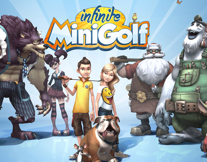 Infinite Minigolf (Xbox One), The Old Couldron, theoldcouldron.com