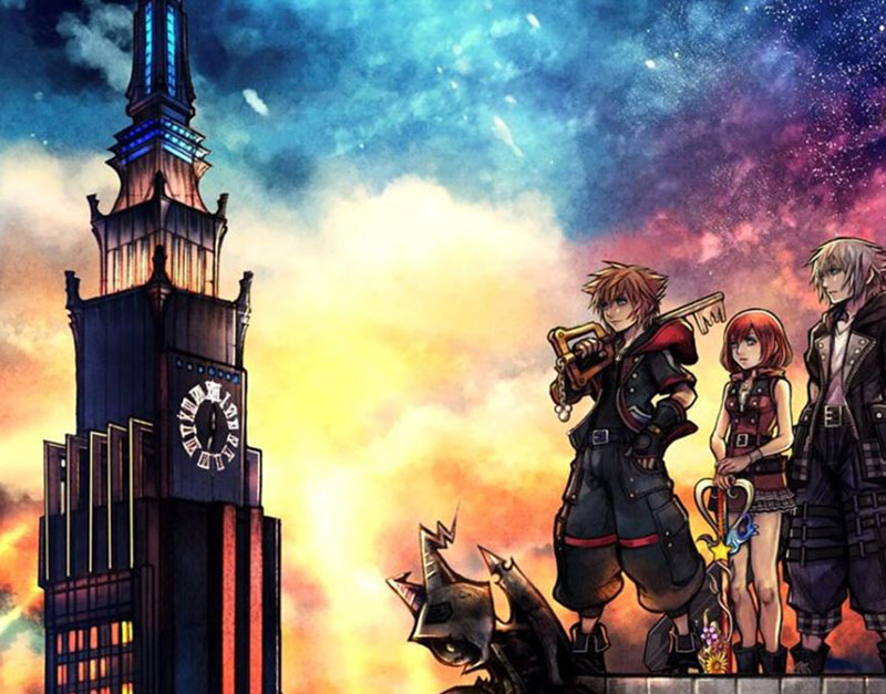 Kingdom Hearts 3 (Xbox One), The Old Couldron, theoldcouldron.com
