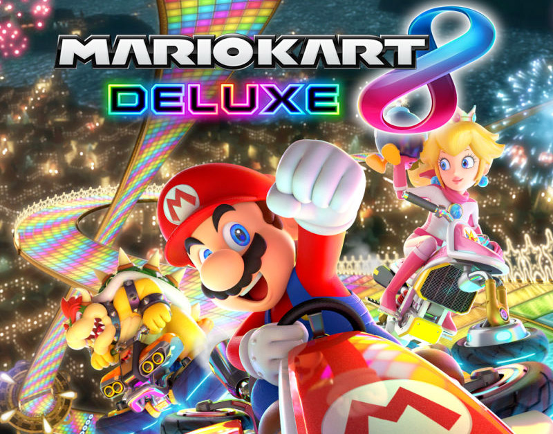 Mario Kart 8 Deluxe (Nintendo), The Old Couldron, theoldcouldron.com