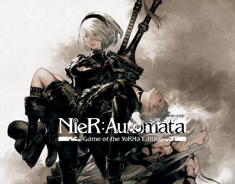 NieR:Automata Become As Gods Edition (Xbox One), The Old Couldron, theoldcouldron.com