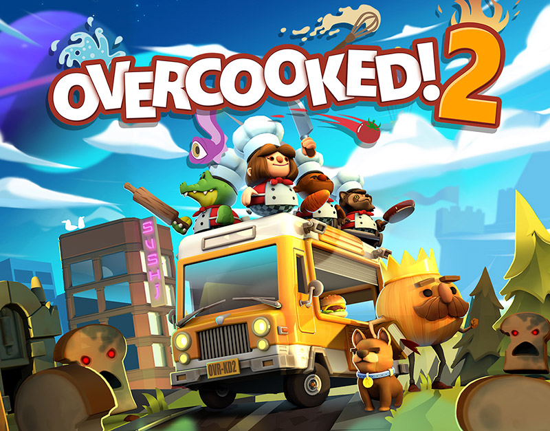 Overcooked! 2 (Nintendo), The Old Couldron, theoldcouldron.com