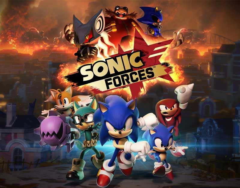 SONIC FORCES™ Digital Standard Edition (Xbox Game EU), The Old Couldron, theoldcouldron.com