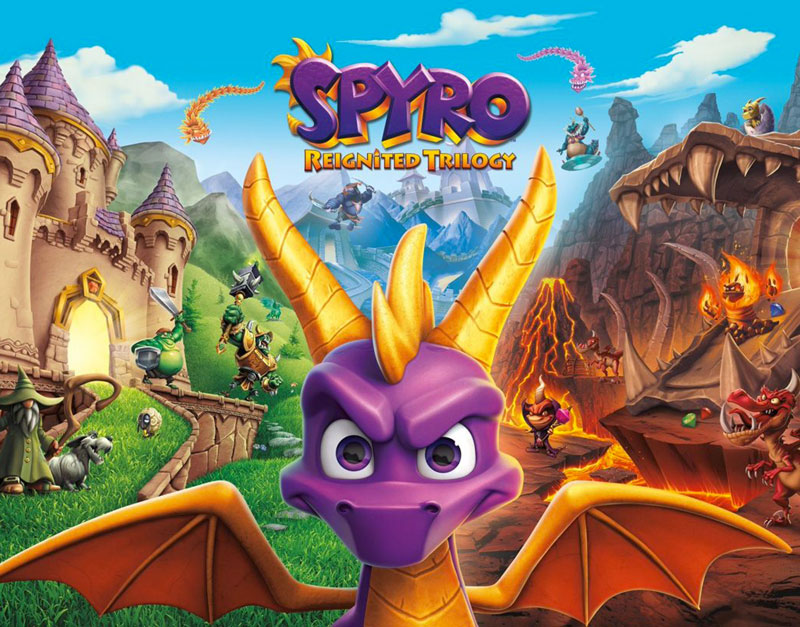 Spyro Reignited Trilogy (Xbox One), The Old Couldron, theoldcouldron.com