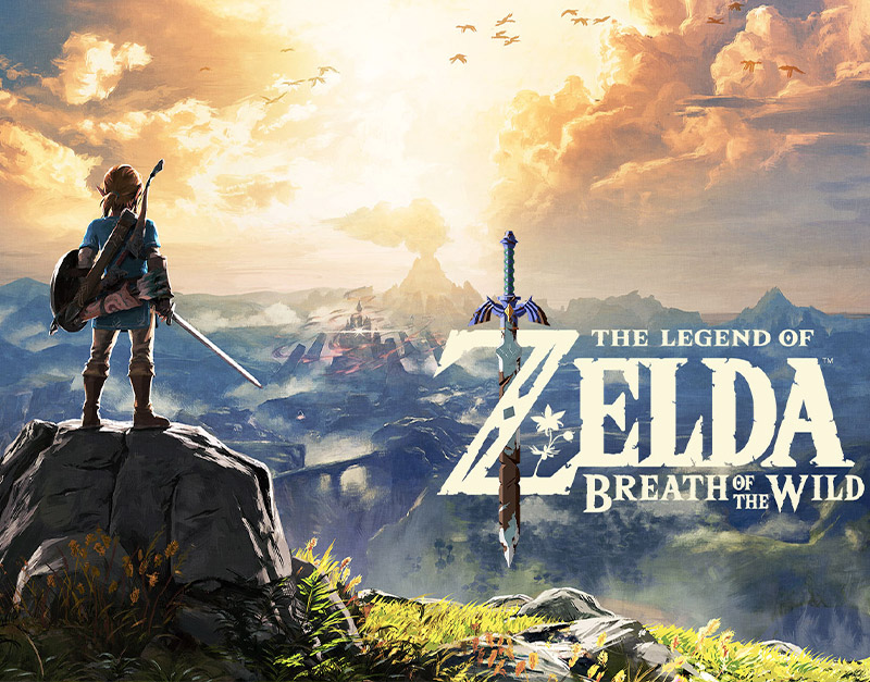 The Legend of Zelda: Breath of the Wild (Nintendo), The Old Couldron, theoldcouldron.com