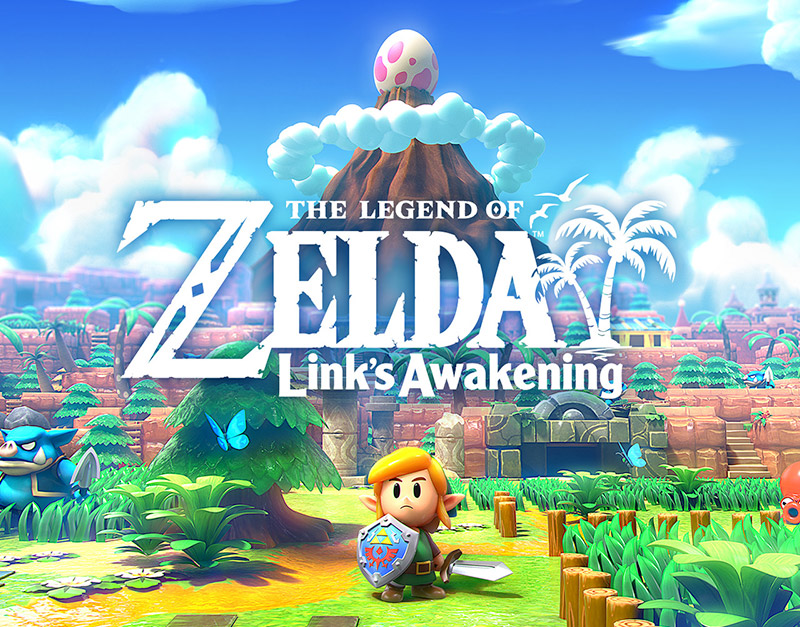 The Legend of Zelda: Link's Awakening (Nintendo), The Old Couldron, theoldcouldron.com