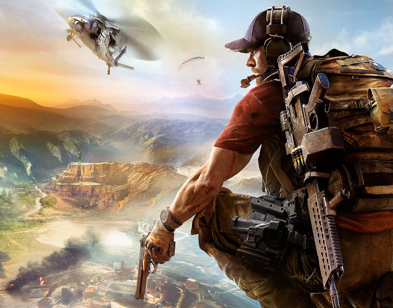 Tom Clancy's Ghost Recon Wildlands - Deluxe Edition (Xbox One), The Old Couldron, theoldcouldron.com